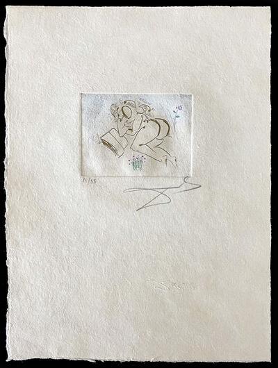 Salvador Dalí, 'Petit Nu Apollinaire IV', 1967
