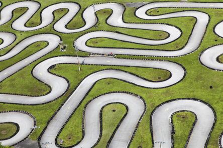 Jill Peters, 'Go-Kart Track', 2013-2016
