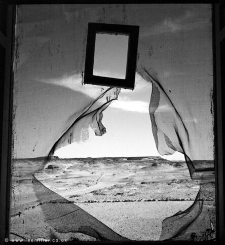 Lee Miller, 'Portrait of Space, Al Bulwayeb, Nr. Siwa, Egypt ', 1937