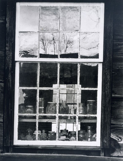 Paul Strand, 'Shop Window, West River Valley, Vermont', 1946