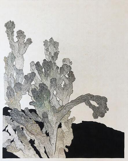 Minjung Sun, 'Forest of symbols 18', 2020