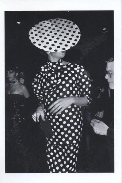 Len Speier, 'Polka Dot Man, NYC, 1980 '