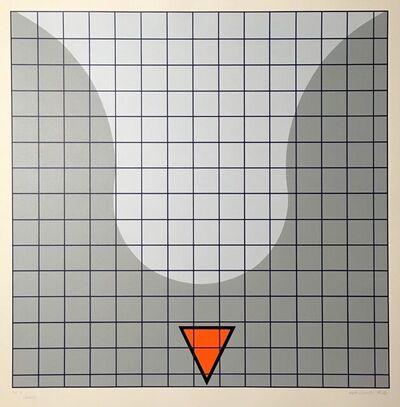 Takesada Matsutani, 'Curve 曲线', 1971