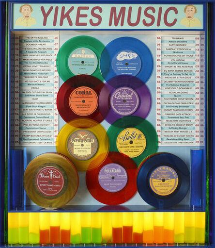 Jerry Meyer, 'Yikes Music', 2011