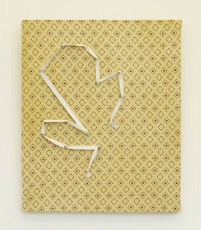 Marzena Nowak, 'Untitled (with ribbon)', 2011
