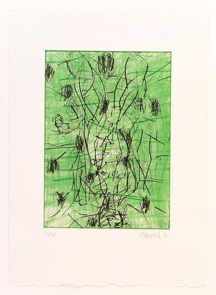 Georg Baselitz, 'Bart', 1990