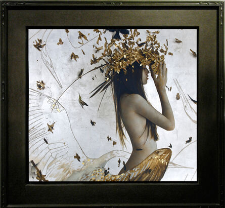 """Brad Kunkle, '""""The Near, Far And Leading"""" ', 2014"""