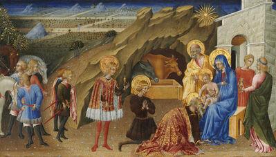 Giovanni di Paolo, 'The Adoration of the Magi', ca. 1450