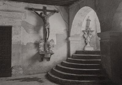 Hugo Brehme, 'Churubusco, Mexico', ca. 1910-20