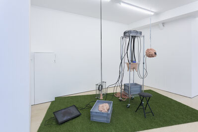 Eevi Rutanen, 'Grasper ', 2018