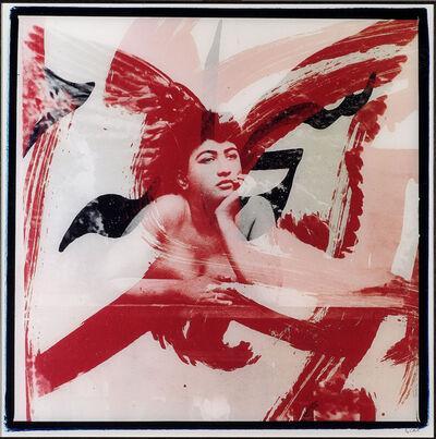 Bahman Jalali, 'Red Angel Dreaming', 2002