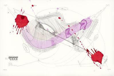 Jorinde Voigt, 'Ludwig van Beethoven / Sonate Nr. 6 (Opus 10 Nr. 2), #8', 2012