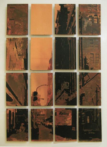 Mark Phillips, 'City Stop'