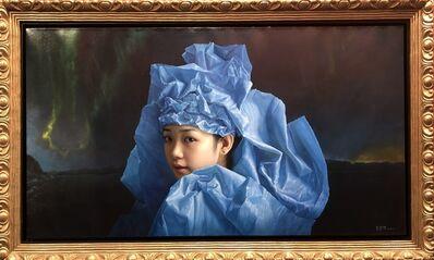 Zeng Chuanxing, 'Blue Paperbride', 2019