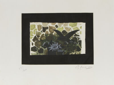 Georges Braque, 'The Green Nest after Georges Braque', 1956