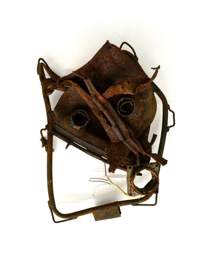 Gonçalo Mabunda, 'Untitled Mask 24', 2016