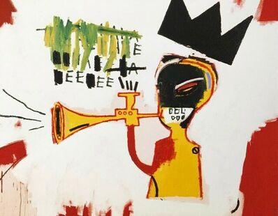 Jean-Michel Basquiat, 'Trumpet (1984)', ca. 2010