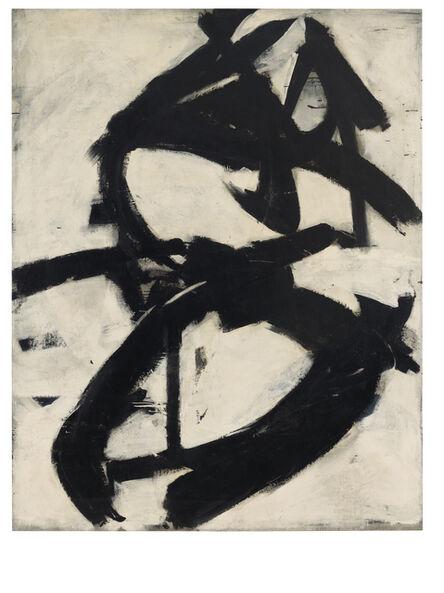 Franz Kline, 'Figure 8', 1952