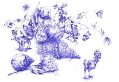 Joo Lee Kang, 'Still Life with Shells #1', 2014
