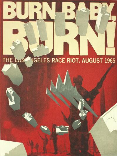 Edgar Arceneaux, 'Beyond the Great Eclipse:Burn Baby Burn', 2009