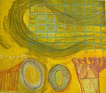 Jennifer Cole, 'yellow lagoon', 2015