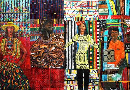 Pacita Abad, 'Cross-cultural dressing', 1993