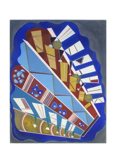 Wassily Kandinsky, 'Shape Evolution', (Date unknown)