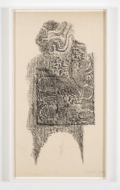 Ibrahim El-Salahi, 'Untitled', 1965