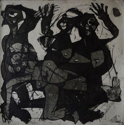 Alaa Sharabi, 'Result of Lighting', 2018