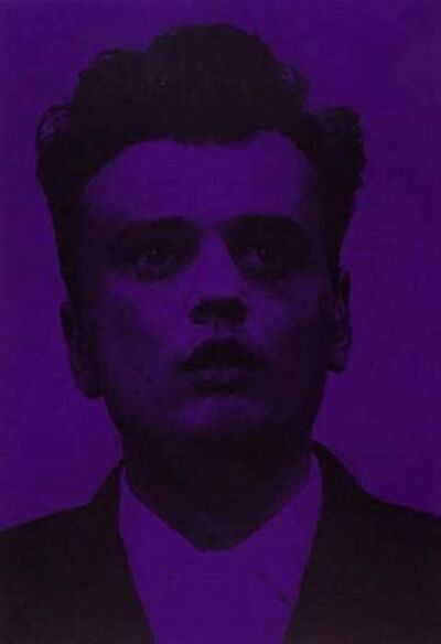 Russell Young, 'Pete Doherty (as Ian Brady)', 2007