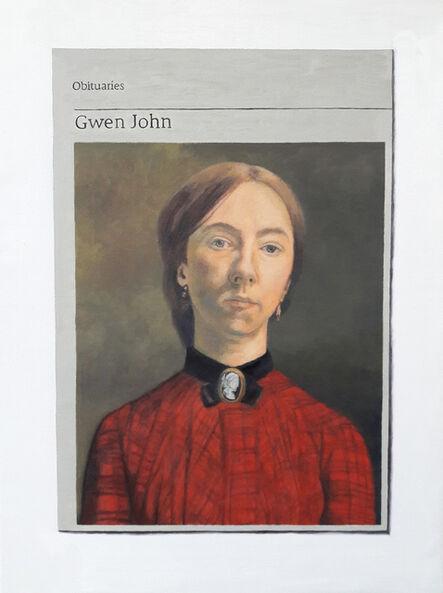 Hugh Mendes, 'Obituary: Gwen John', 2018