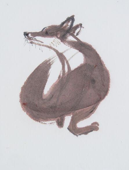 Claire Harkess, 'Town Fox', 2020