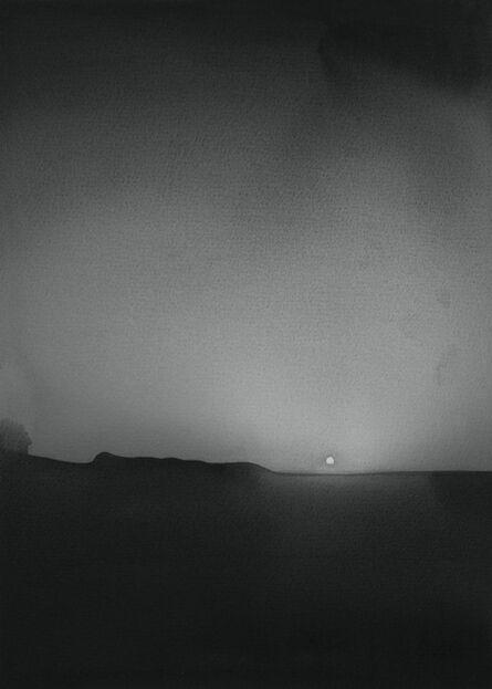 Radenko Milak, 'Sunset - Mars', 2019