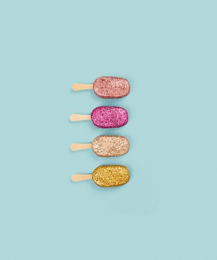 Kimberly Genevieve, 'Glitter Magnums', 2017