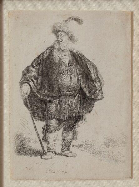 Rembrandt van Rijn, 'The Persian', ca. 1632
