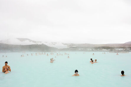 Maroesjka Lavigne, 'Blue Lagoon, Reykjavík', 2011