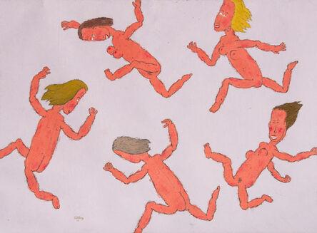 William Anthony, 'Matisse Maidens', 2014