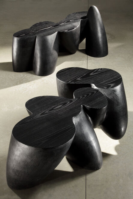 Wendell Castle, 'Bring Your Nights Coffee Tables', 2012