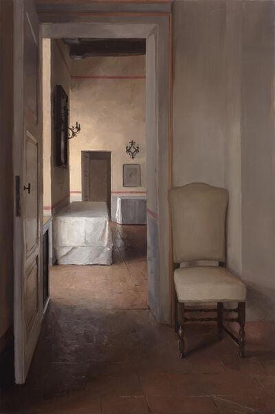 Kenny Harris, 'Tuscan Interior with Chair, Borgo Finocchieto (Tuscany series)', 2012