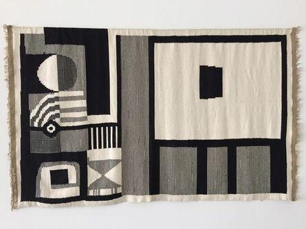 Lilly Keller, 'Tapisserie 40', 1964
