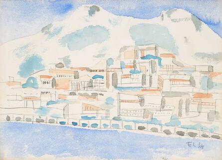 Fernand Léger, 'Untitled Landscape', 1934