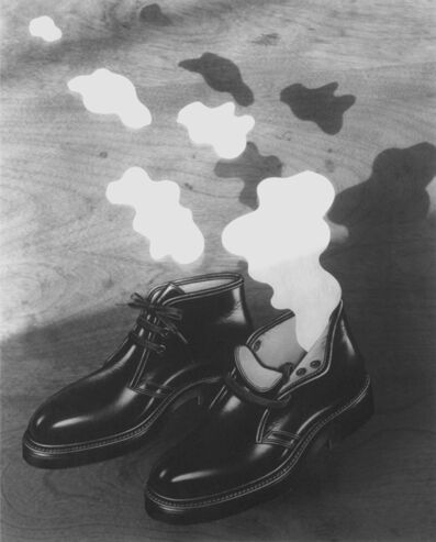 Jed Devine, 'Untitled (Shoe Cutout)'