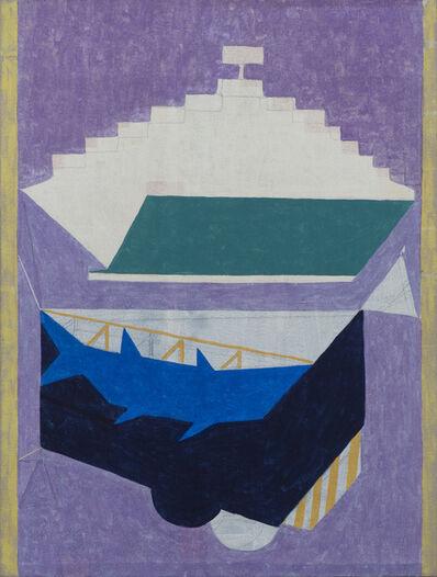 André Ricardo, 'Ship and wagon', 2020