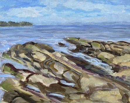 Terrill Welch, 'Last Warm Day at Georgina Point', 2021