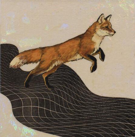 Alexis Kandra, 'Leaping Fox', 2019