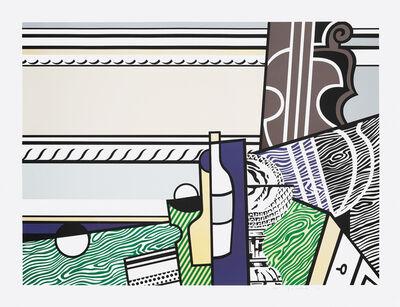 Roy Lichtenstein, 'Still Life with Crystal Bowl (C. 150)', 1976