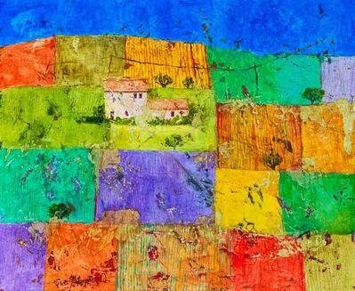 Sue Fitzgerald, 'Farmhouse in the Luberon', 2017