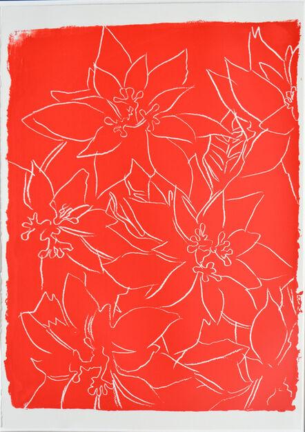 Andy Warhol, 'Poinsettias (F.&S. IIIA.50 [a])', ca. 1983