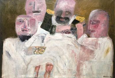 Eduardo Arroyo, 'Trepanation au val de grace', 1962