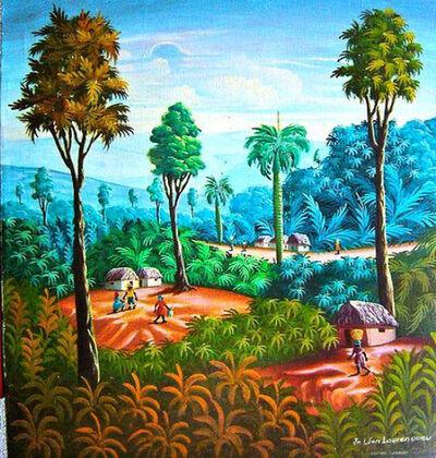 Jean-Leon Laurenceau, 'Landscape', ca. 1980